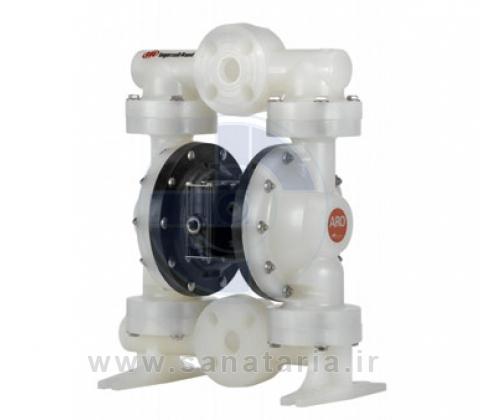 پمپ اسید دیافراگمی PVC