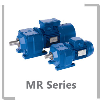 گیربکس حلزونی ROSSI  سری MR