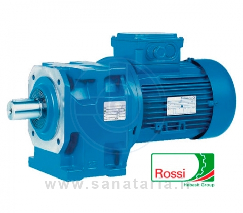 گیربکس شافت مستقیم ROSSI ایتالیا