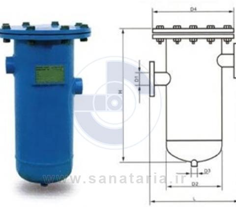 تله آبگير Water trap