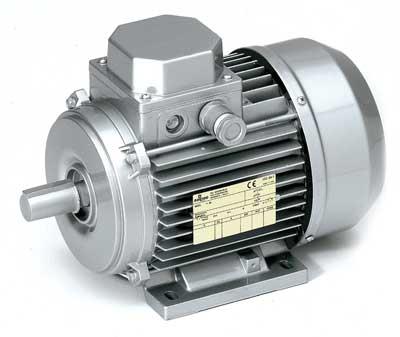 الکتروموتور معمولی (TEFC)