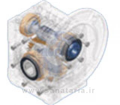 گیربکس حلزونی SITI سری MU